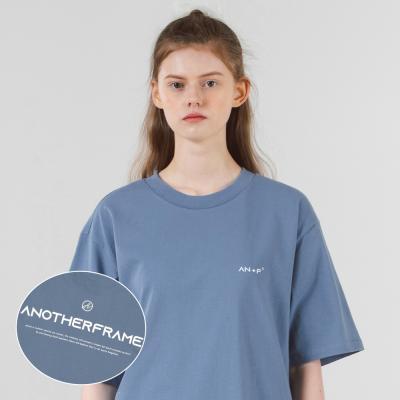 AF 에센셜 반팔티셔츠 (인디블루)