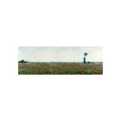 [모네]명화 파노라마 액자_3:1_양귀비들판(150x50cm)