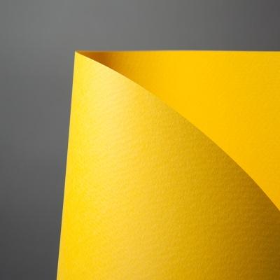 두성종이 매직터치 A4 123 노란색 180g 10매