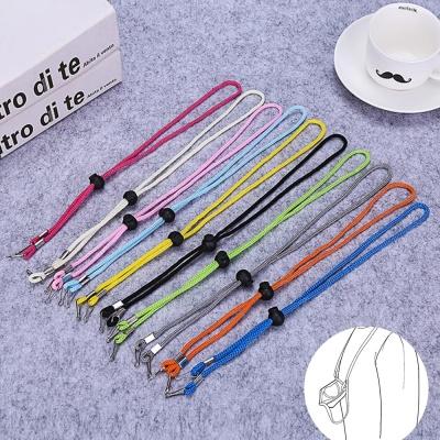 컬러 마스크 분실방지 목걸이줄 양쪽고리 끈 넥스트랩