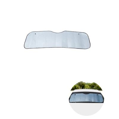 은박 차량용 햇빛가리개(전후면)