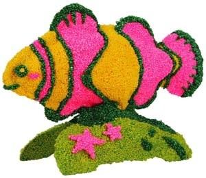 [위시스타] 볼클레이-물고기만들기(3종中 1 랜덤발송)
