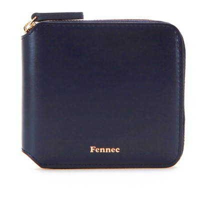 Fennec Zipper Wallet 페넥 지퍼 월렛 -013 Navy