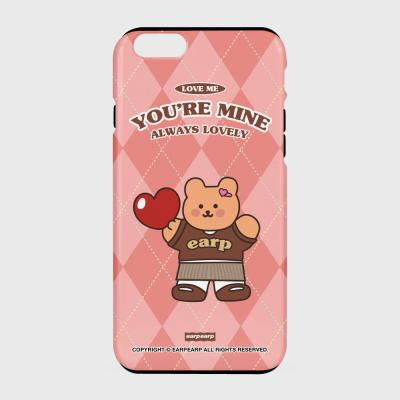 You are mine covy-pink(터프/슬라이드)
