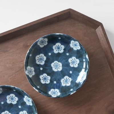 후쿠하나 꽃접시 12cm