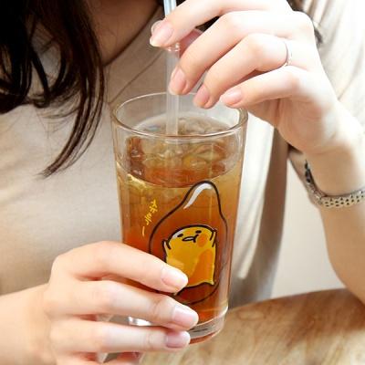 구데타마 유리컵