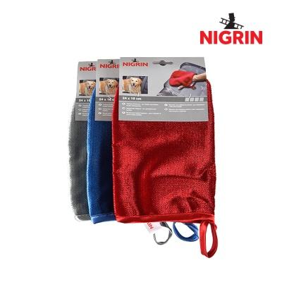 [니그린] 동물털 제거 장갑 | 먼지 제거 | 실내 겸용