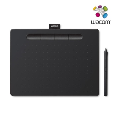 와콤 인튜어스 타블렛 CTL-6100 블랙에디션