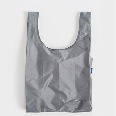 [바쿠백] 스탠다드 에코백 장바구니 Grey