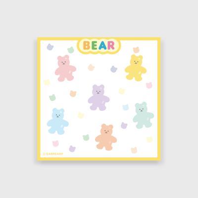 Bear Friends(떡메모지)