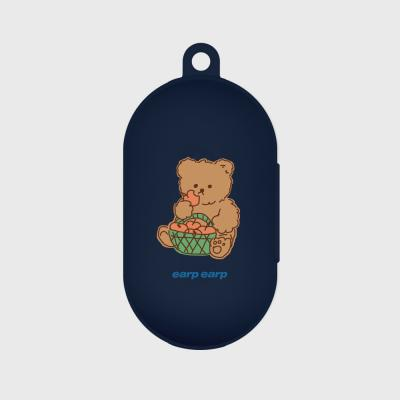 Peach punch-navy(buds jelly case)