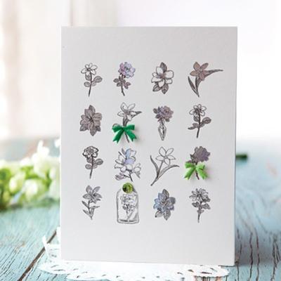 꽃 카드 FT1037-6