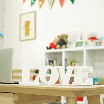 [톰텐] 페이퍼크래프트 이니셜 러브 INITIAL LOVE