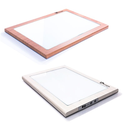 아트라이트 스마트 LED 라이트보드 슬림형 라이트박스 애니메이션 만화용품 빛조절기능