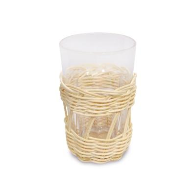 라탄 컵홀더 두개 만들기 패키지 DIY