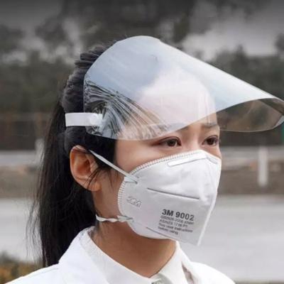 [에어칼리브]  페이스쉴드 투명마스크 안면보호대