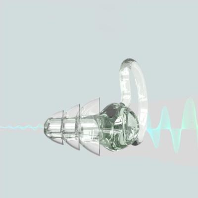 수면 소음방지 나노실리콘 이어플러그 귀마개 세척형