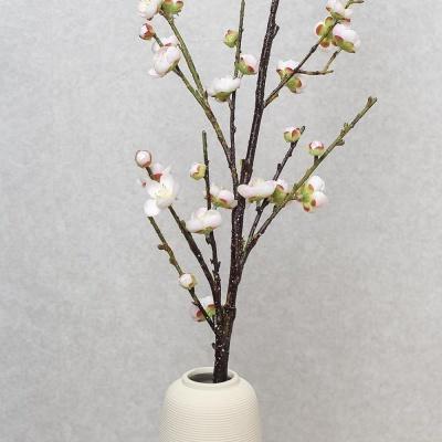 매화 조화 핑크 열매가지 성묘꽃 꽃다발 조화꽃 꽃
