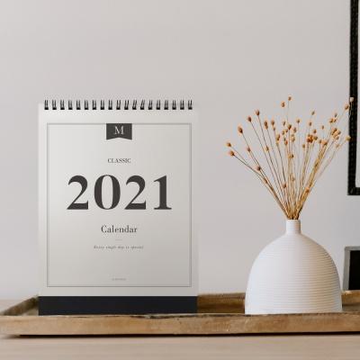 2021 CLASSIC DESK CALENDAR