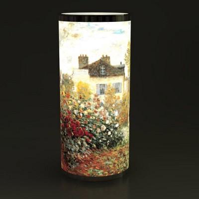 [아트샵코리아] LED아트램프 :: 모네 Claude Monet - The Artist's Garden in Argenteuil
