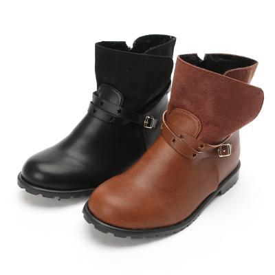 더딜라잇 홀리별털 유아 아동 워커 앵클 부츠 신발