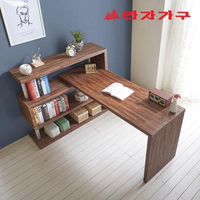 무노 멀티 3단 H형 책상 세트 1600