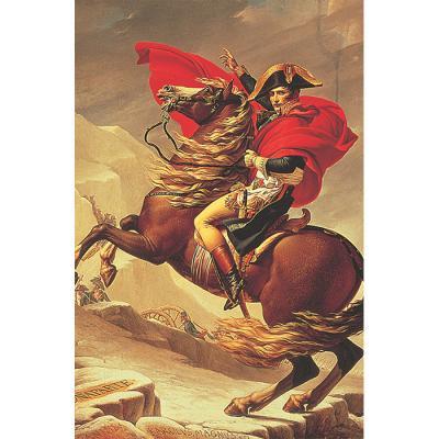 1000피스 직소퍼즐 - 나폴레옹의 알프스 등정