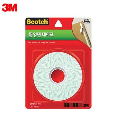 3M 스카치 폼 양면테이프 2240 [00031761]