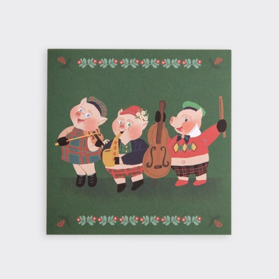 We love Holiday Folding Card