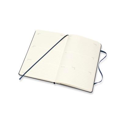 몰스킨 2020위클리(18M, 가로형)/사파이어블루 하드 L