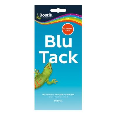 재사용 점토점착제 블루택 오리지널 90G Blu-tack