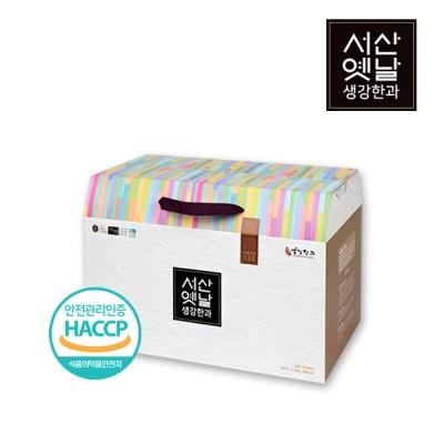 [한과] 정성 종합 3호 1.5kg 선물세트