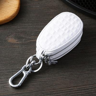 엘리자 키홀더 지갑(화이트)