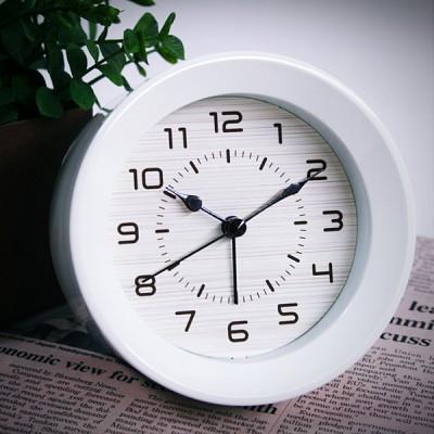 네츄럴탁상알람시계(2COLOR)