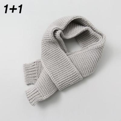 [1+1] Nee Knit Petite Muffler 2qty