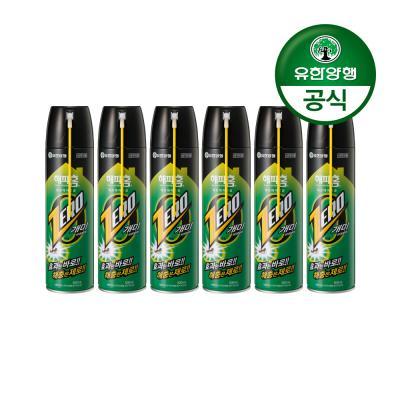 [유한양행]해피홈 개미제로 에어로솔 6개