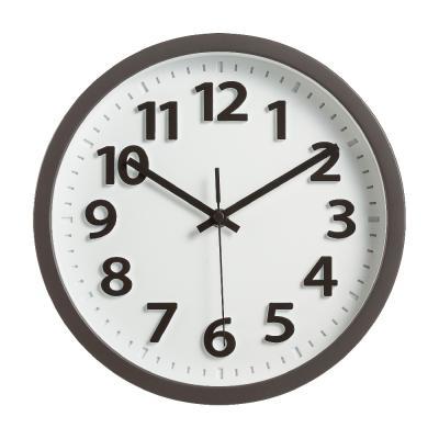오리엔트 무소음 OT761D 입체인덱스 인테리어벽시계