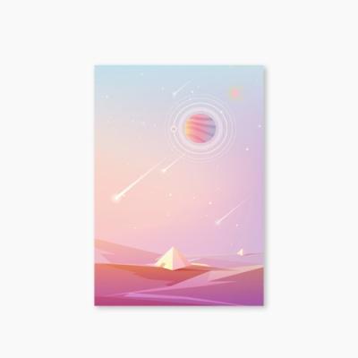 [Moonlight Series] Type C - Desert 유선노트