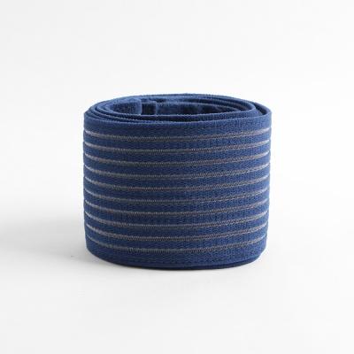 벨크로 무릎 보호대(블루)