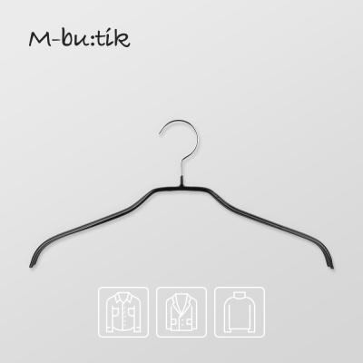 엠부띠끄 자켓용 상의 논슬립 옷걸이 M_41F
