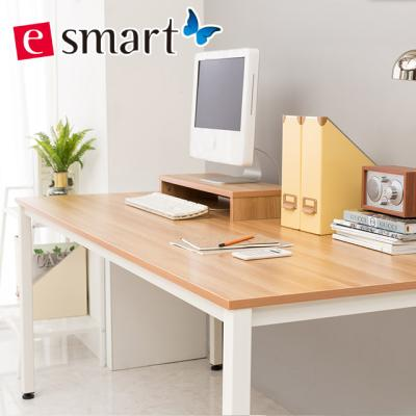[e스마트] 사무실책상1680+모니터받침대증정