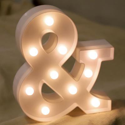 LED 앵두전구 조명등 글자 &