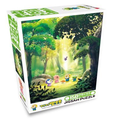 뽀로로 직소퍼즐 150PCS 나비의숲