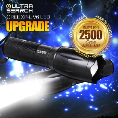 울트라서치2 2500 초고휘도 LED 후레쉬 정품