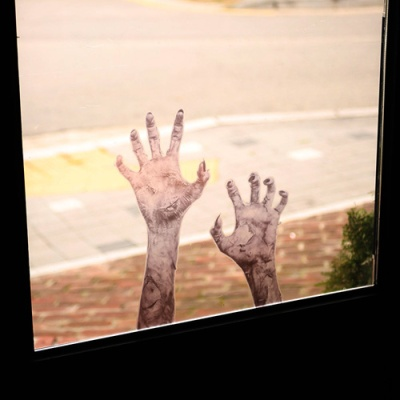 할로윈 호러 스티커 (귀신의손)