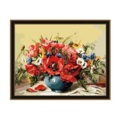 DIY 명화그리기 [ 꽃들의 모임 ] - 40cm*50cm