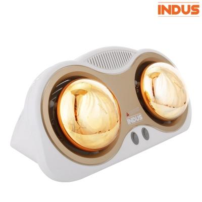 인더스 2구램프 욕실난방기 히터 IN-BR550V