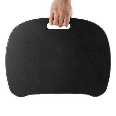 다용도 노트북 거치대 무릎 받침대 (블랙) LCDJ726