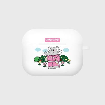 jumping kkikki-white(Air pods pro case)