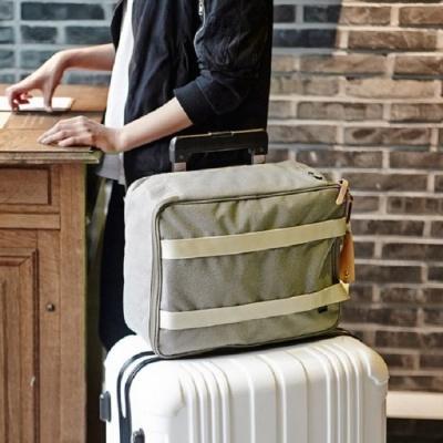 캐리어 결합 보스턴백 여행용 보조가방